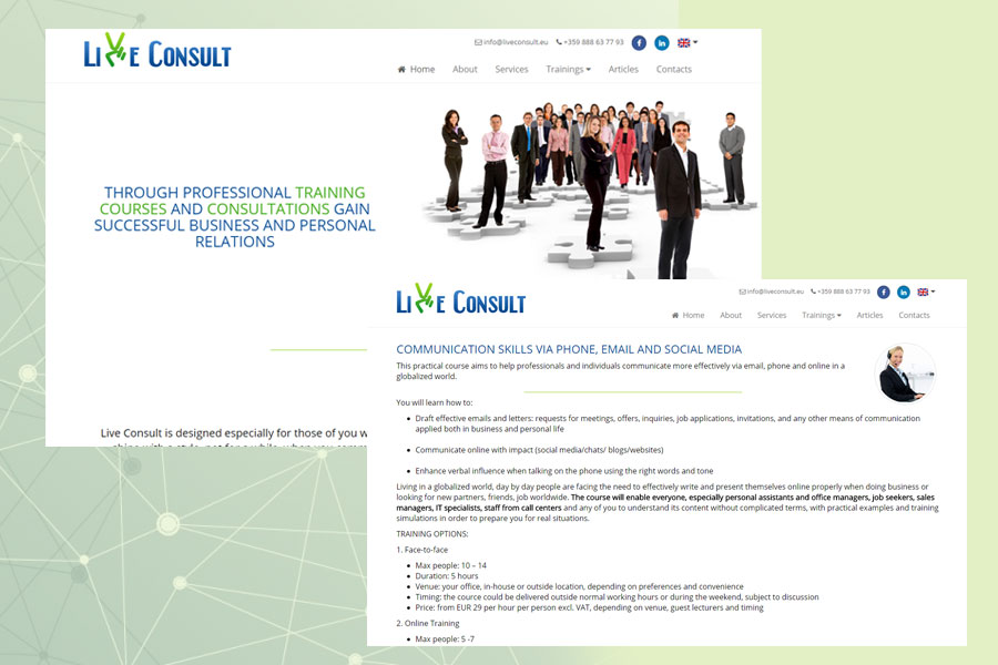 Live Consult
